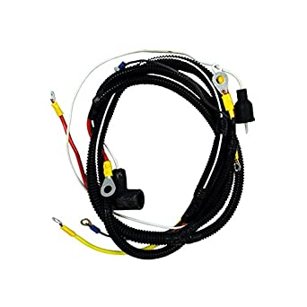 amazon com 1100 0596hn new wiring harness made to fit ford new rh amazon com