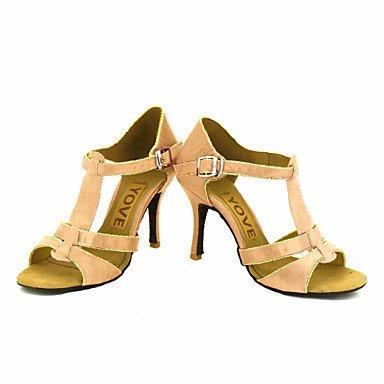 baile Rosa Salsa Personalizables Zapatos Blanco Amarillo Rojo de Black Morado Personalizado Latino Tacón Negro Azul fwSXv4Sq5