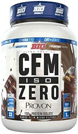 Universal Mcgregor Cfm Iso Zero - Aislado De Proteína Choco ...