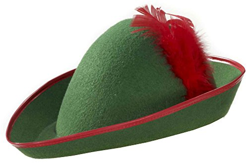 [Forum Novelties 57910 Green Felt Elf Hat] (Elf Hats For Adults)