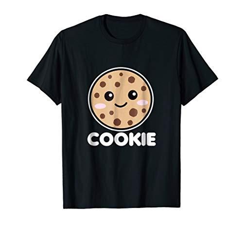 Chocolate Chip Cookie Shirt Halloween Costume Kawaii