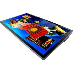 """3M Touch Screens 98-0003-4107-7 C4667PW Multi-Touch Chassis Display, 46"""" Size, 2 Year Warranty from 3M"""