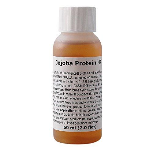 MakingCosmetics - Jojoba Protein HP, Hydrolyzed - 2.0floz / 60ml - Cosmetic Ingredient