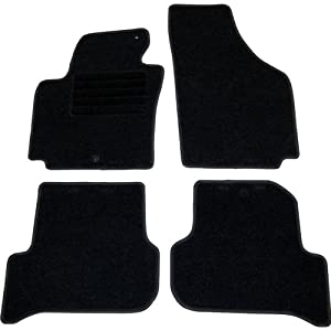 Ensemble de tapis de sol pour seat aLTEA à partir de velours (5P) 03.2004 4 pièces