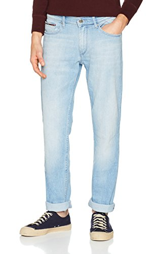 berry Original Tommy Belb 911 Light Blue Ryan Comfort Jeans Blu Uomo Straight jeans 8184w5xU