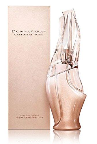 Donna Karan New York Cashmere Aura Eau de Parfum, 3.4 Ounce (Best Dkny Be Delicious Perfume)
