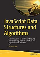 JavaScript Data Structures and Algorithms Front Cover