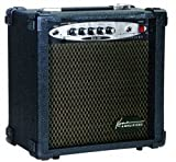 Kona Guitars KA20 20-Watt Guitar Amplifier with 8-Inch Speaker and Overdrive
