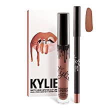Kylie Jenner Lip Dolce k Matte Liquid Lipstick with Pencil Lip Liner Kit