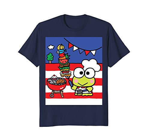 Keroppi Summer BBQ Tee Shirt