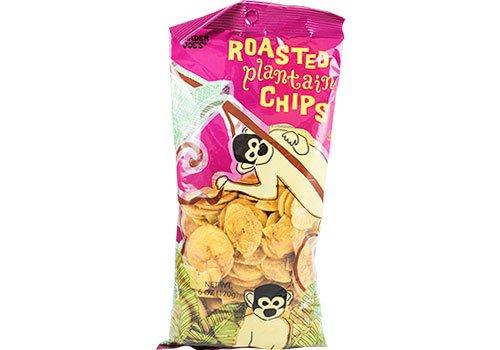 Trader Joe's Roasted Plantain Chips - 6 oz. (170g)