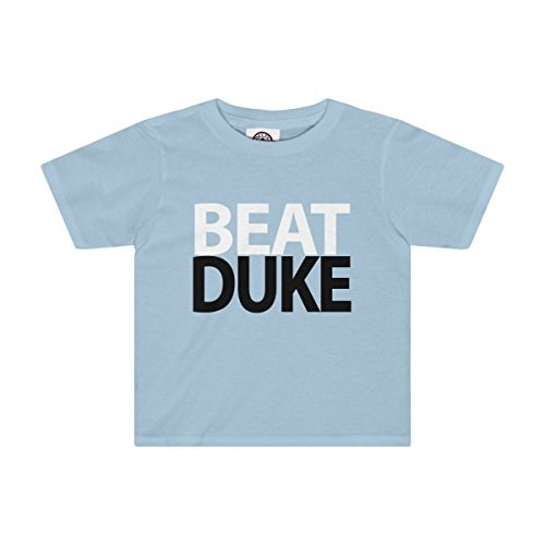 Beat Duke College Basketball Unisex Infant Baby Toddler T-Shirt - Basketball Duke Unc