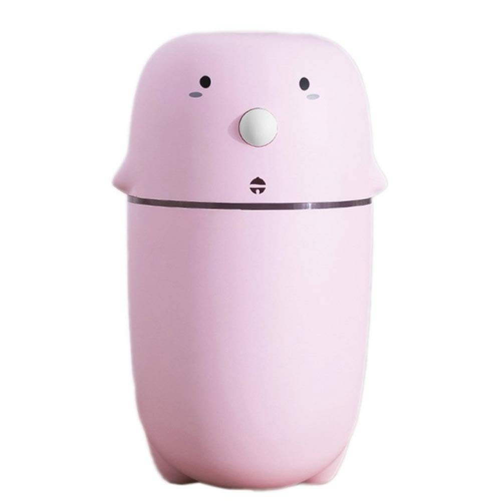 Air Humidifier Essential Oil Diffuser Eliminate Clean Air Care for Skin Nano Spray Technology 7 Color Lights