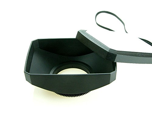 52mm screw lens hood - 8