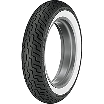 dunlop d402 tire front mt90b16 tl wide white wall