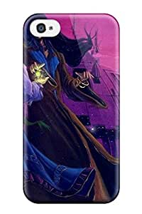 New ZippyDoritEduard Super Strong Fantasy Sci Fi People Sci Fi Tpu Case Cover For Iphone 4/4s