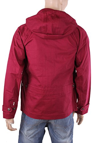 Monte Pierce Giacca Impermeabile Rosso Uomo Timberland YP1xwpq