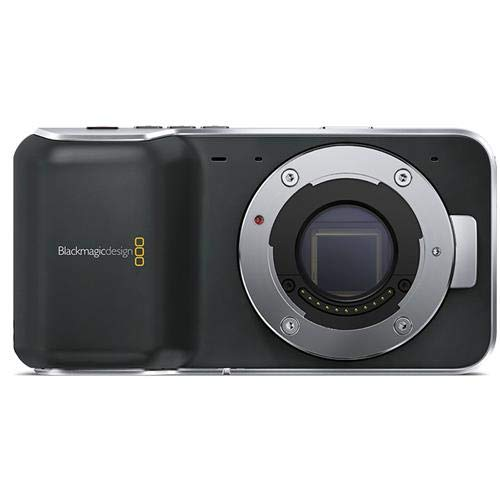 Used, Blackmagic Pocket Cinema Camera with Micro Four Thirds for sale  Delivered anywhere in USA
