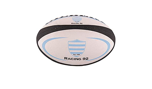 GILBERT Ballon de rugby REPLICA - Racing 92 - Taille Mini: Amazon ...