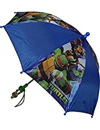 Umbrella - TMNT - Blue Team Kids New 028465