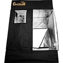 Gorilla Grow Tent - 4 Feet Length x 8 Feet Width (Adjustable Height)