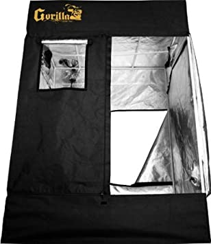 Gorilla Grow Tent u2013 10 Feet Length x 20 Feet Width (Adjustable Height) : 20 plant grow tent - memphite.com