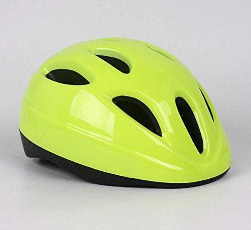 RONGW 自転車 ヘルメット ヘルメット自転車サイクリング自転車ヘルメットサイクリングの安全キャップ男性ウルトラライトカバーマウンテンバイクロードバイクヘルメット一体モールドサイクリングヘルメットグリーン55Cmx61Cm サイズ調整可能 男女兼用