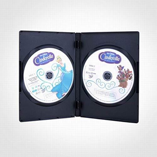 Cinderella Movie DVD (2-Disc) Special Platinum English Edition by Latim (Image #2)