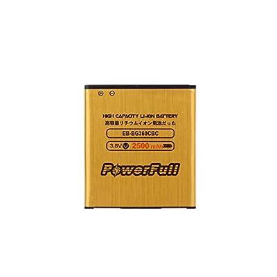 PowerFull Li-ion Battery Durable EB-BG360CBC EB-BG360CBU 2500 mAh Premium Quality For Samsung Galaxy Core Prime SM-G360