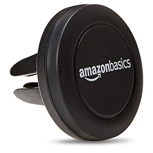 AmazonBasics Universal Air Vent Car Cell Phone Holder | 2-Pack