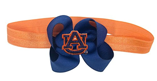 Auburn Stretch Baby Headband