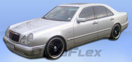 1996-2002 Mercedes Benz E Class W210 Duraflex AMG Look Side Skirts Rocker Panels - 2 Piece