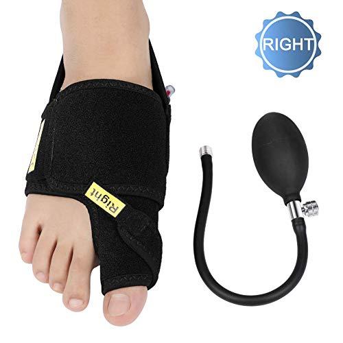 6f8ed0adb2f3 Bunion Corrector, Pneumatic Bunion Splints Pain Relief for Hallux Valgus  Toe Straightener Hammer Toe, Overlapping Toe, Turf Toe Fits Women and Men,  ...