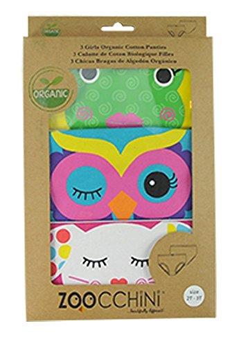 Zoocchini Piece Organic Underwear Set
