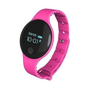OJBDK Fitness Tracker Impermeable Pulsera de Regalo Smart Watch IP65 ...