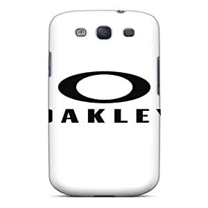 Anti-scratch And Shatterproof Oakley Phone Case For Galaxy S3/ High Quality Tpu Case