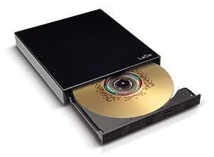 LaCie 301230U DVD+/-RW Lightscribe 8X USB 2.0 Slim Portable Drive