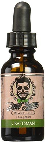 Don Juan 100% Organic Craftsman Beard Oil and Conditioner...