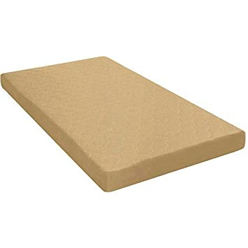 mattress roll. dhp 6-inch quilted mattress, perfect for bunk beds, daybeds, roll- mattress roll