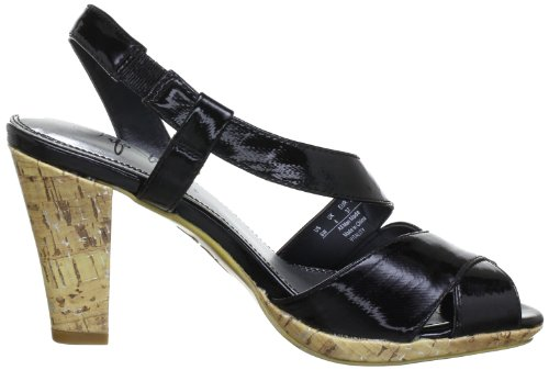 Life Stride VITALITY B5428S1001 - Sandalias fashion para mujer Negro