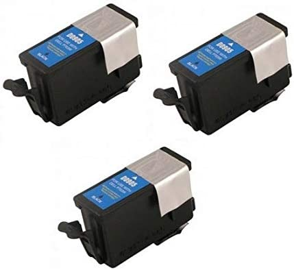 SuppliesMAX Compatible Replacement for Dell P703W Black Inkjet 3//PK Series 20 DW905/_3PK
