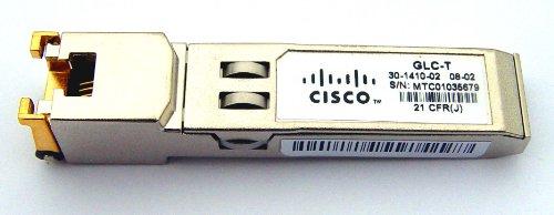 - Cisco GLC-T= SFP 10 100 1000 Base T