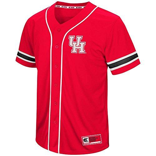 Mens Houston Cougars Baseball Jersey - XL