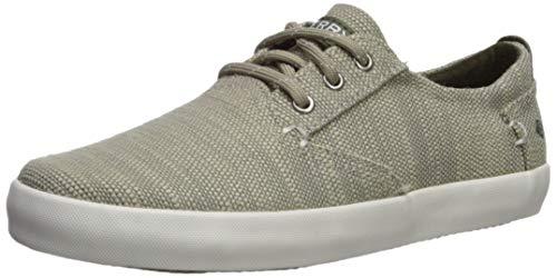 (SPERRY Boys' Bodie Sneaker, tan, 6.5 Medium US Big Kid)