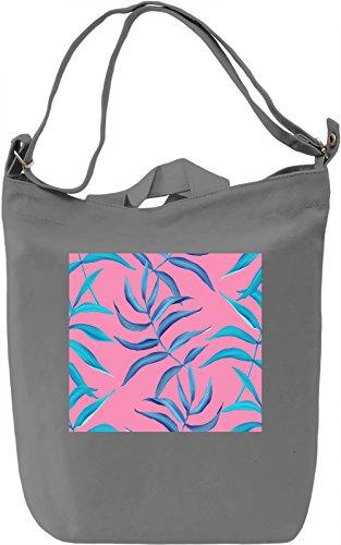 Flowers Nature Texture Borsa Giornaliera Canvas Canvas Day Bag  100% Premium Cotton Canvas  DTG Printing 