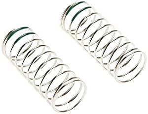 Tekno TKR6104 Low Frequency Shock Spring Set Front Green