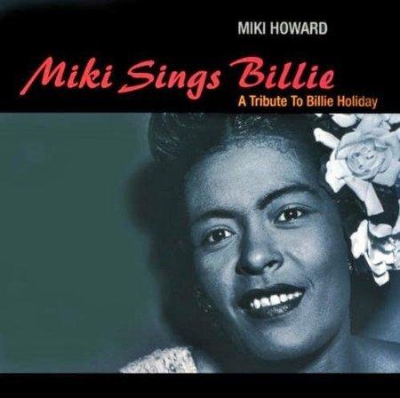 Miki Sings Billie]()