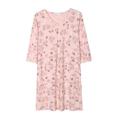 (NCOEM Fashion Women Nightwear Sexy Sleepwear Lingerie Nightgowns Sleeping Dress Good Nightdress Lovers Homewear)