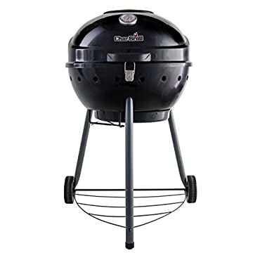 Char-Broil TRU-Infrared Kettleman Charcoal Grill, 22.5 Inch