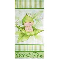 Conversión creativa - Mantel de plástico Sweet Pea